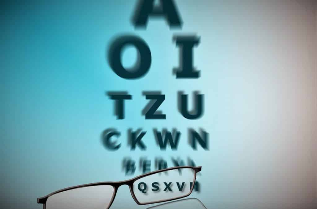 What power do the police have to test my eyesight?