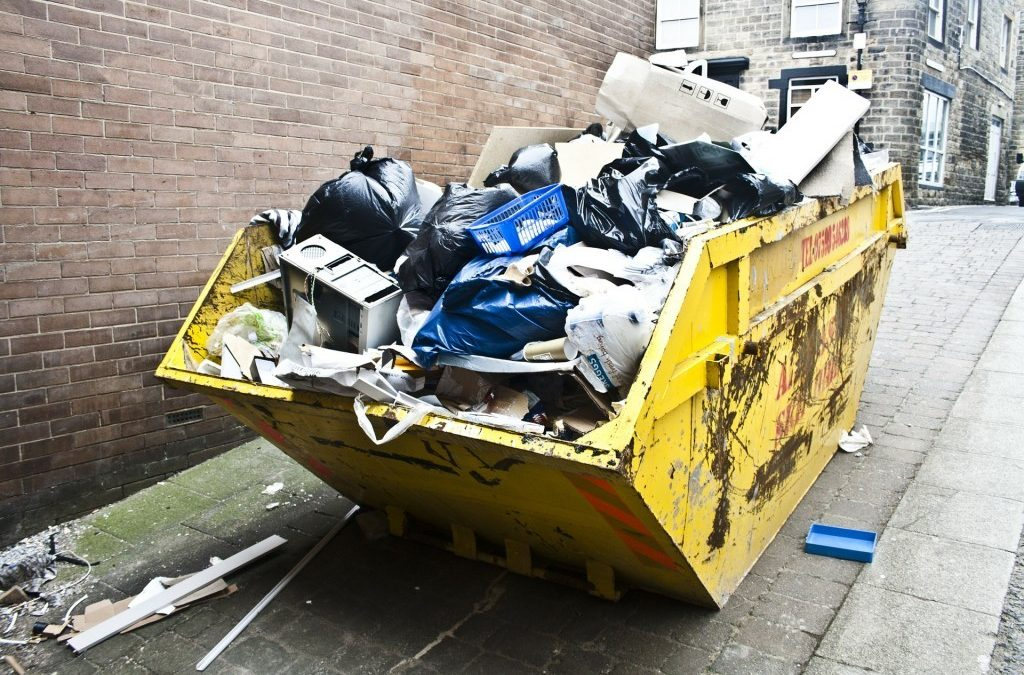 Fly-tipping – ensuring all polluters pay